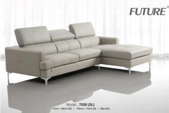 Sofa góc da thật nhập khẩu H97030