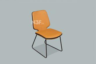 Ghế bàn ăn bọc da mã FD111