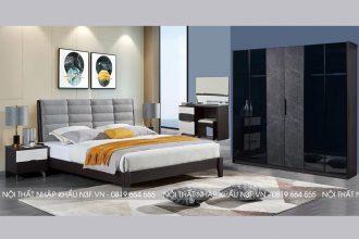 Trọn bộ nội thất phòng ngủ nhập khẩu đẹp F-9103#