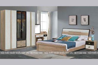 Bộ nội thất phòng ngủ hiện đại FS-003#
