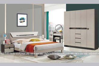 Trọn bộ nội thất phòng ngủ hiện đại F-9303#